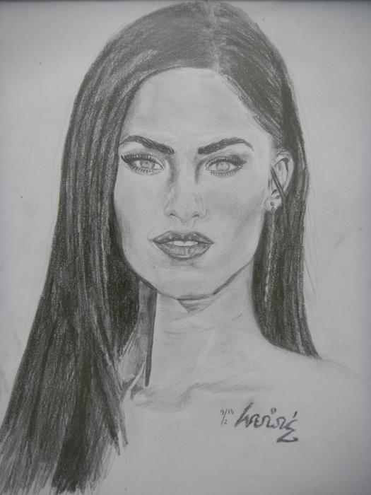 Megan Fox por Henisu